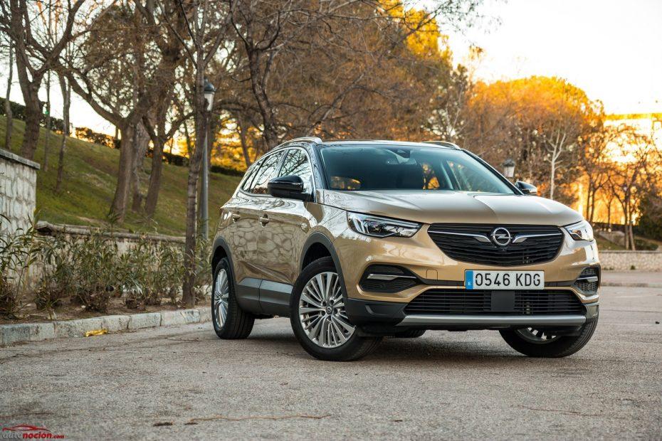 Prueba Opel Grandland X Excellence 1.2 Turbo 130 CV: Resolutivo, pero con demasiada herencia PSA