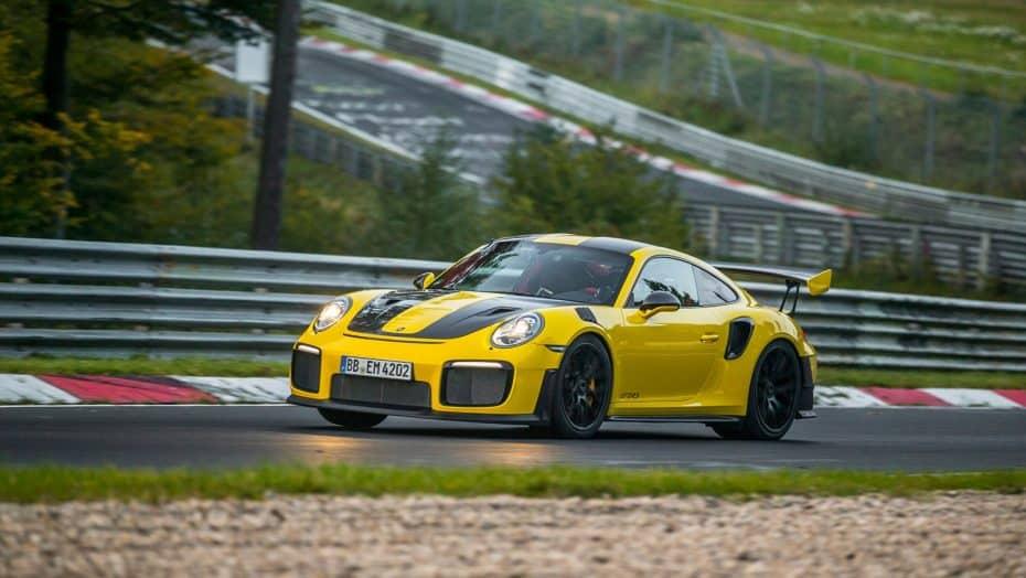 Estos son los 7 coches más rápidos de Nürburgring Nordschlife ¡Los reyes del 'Ring'!