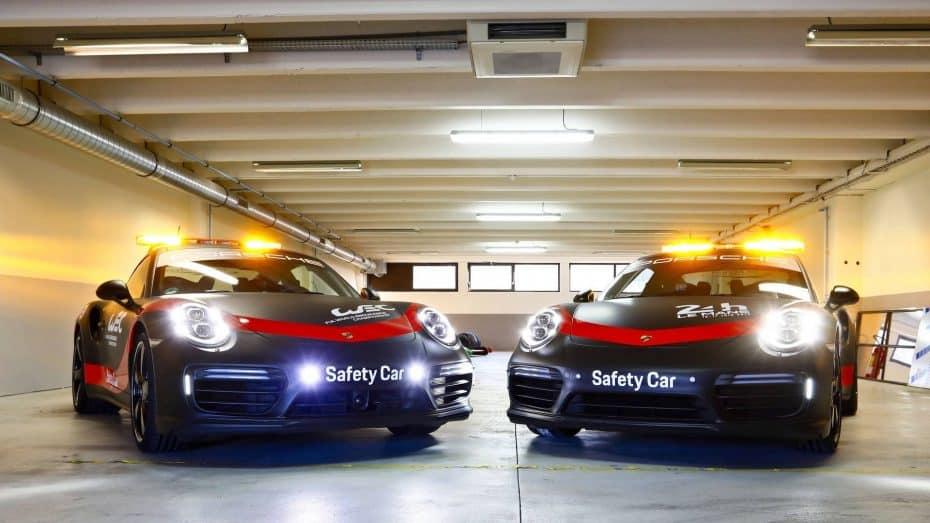 Así es el nuevo Safety Car del Mundial de Resistencia (WEC): Un Porsche 911 Turbo de 540 CV