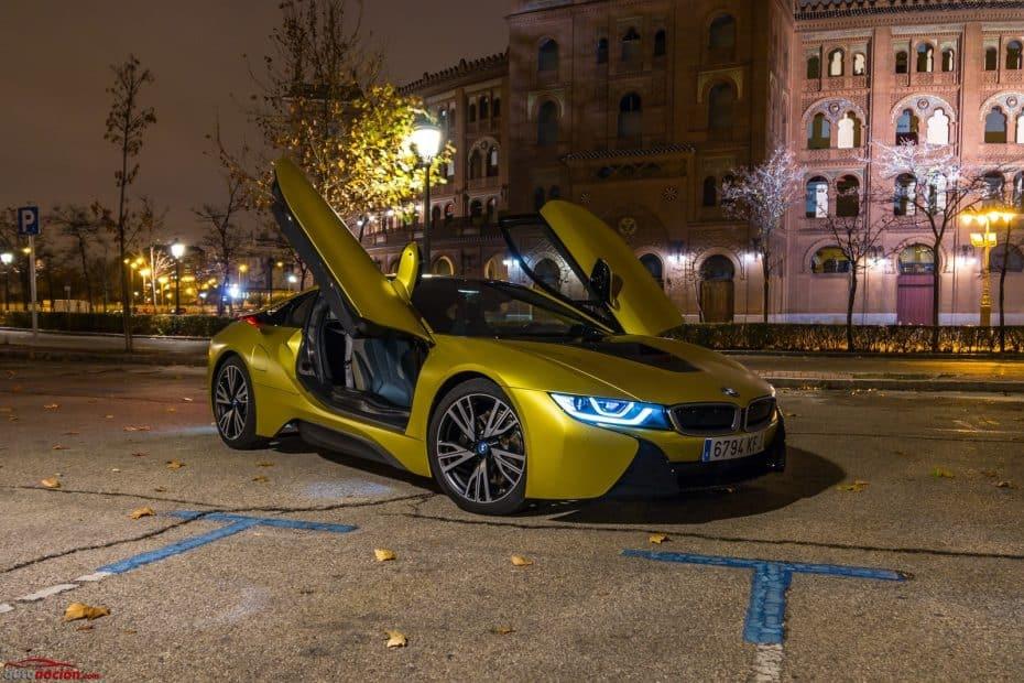Prueba BMW i8: ¿Realmente puede conquistarte un deportivo híbrido-enchufable?