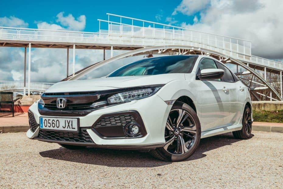 Prueba Honda Civic 1.0 VTEC: Comodidad, mucho espacio y una estética que engancha