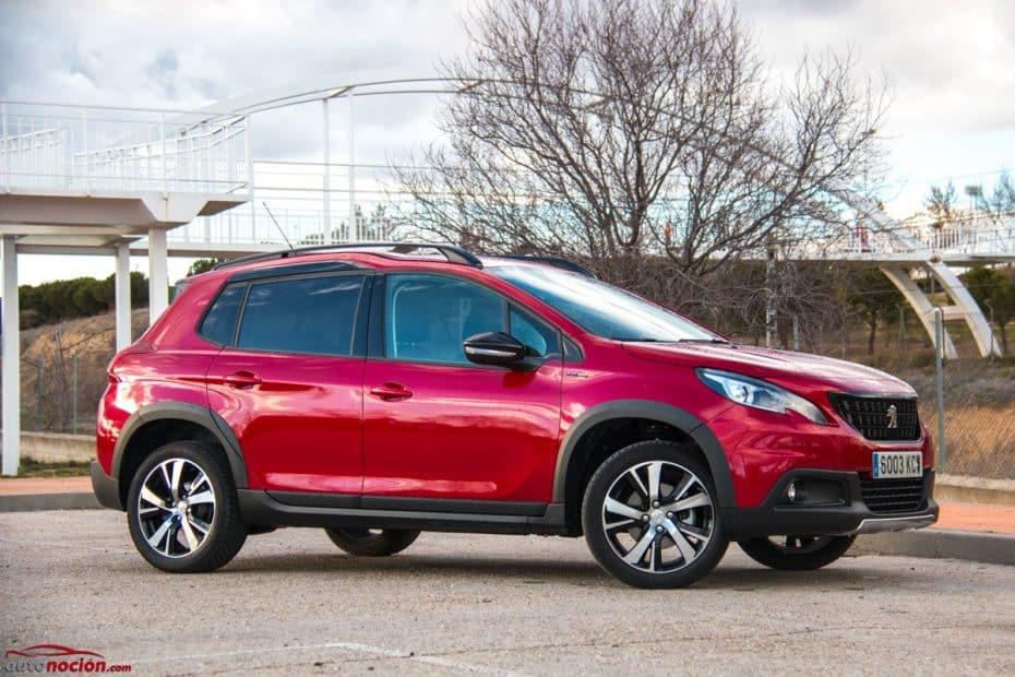 Aquí los B-SUV más vendidos en España durante febrero
