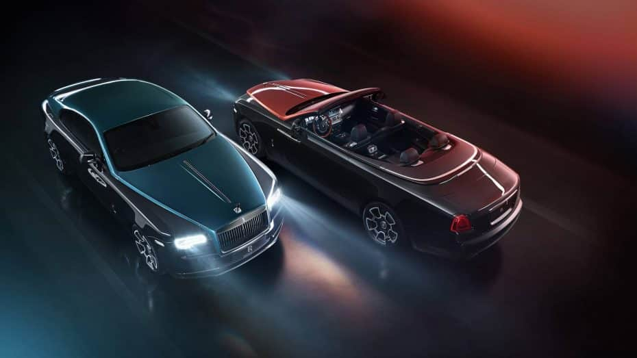 Rolls-Royce Adamas Collection: El lujo se eleva a un nivel superior con diamantes y fibra de carbono