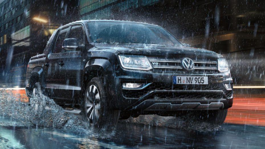 El Volkswagen Amarok aumenta su potencia hasta los 258 CV: Jaque mate a la Clase X