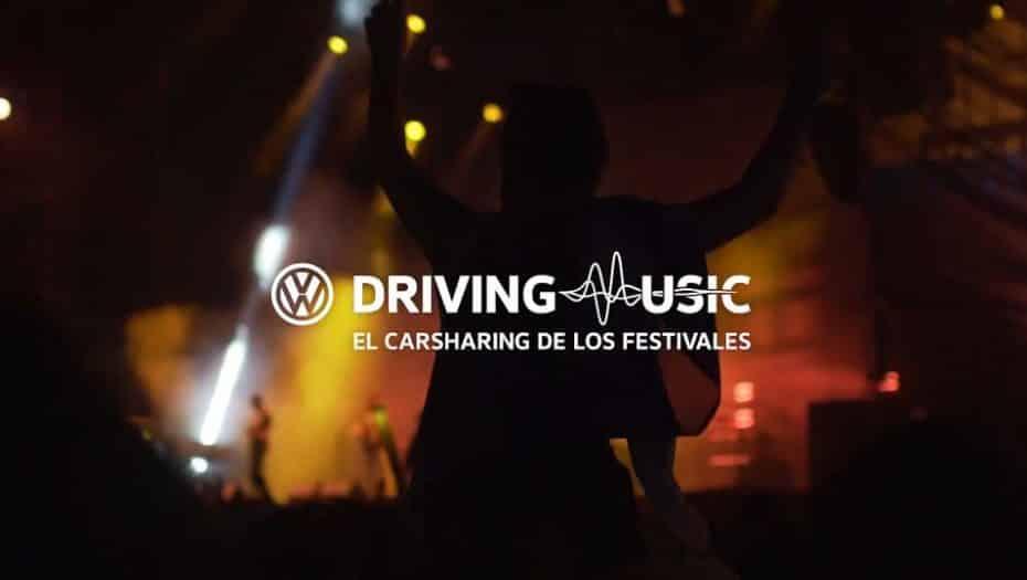 Volkswagen Driving Music: La plataforma para ir a los BBK Live, Sónar, DCODE y FIB compartiendo coche