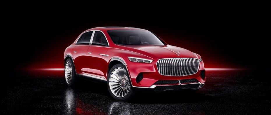 Vision Mercedes-Maybach Ultimate Luxury: Un adelanto del SUV de gran lujo que está preparando Mercedes