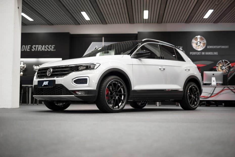 ABT Sportsline le mete mano al Volkswagen T-Roc: Ahora más potente y provocador