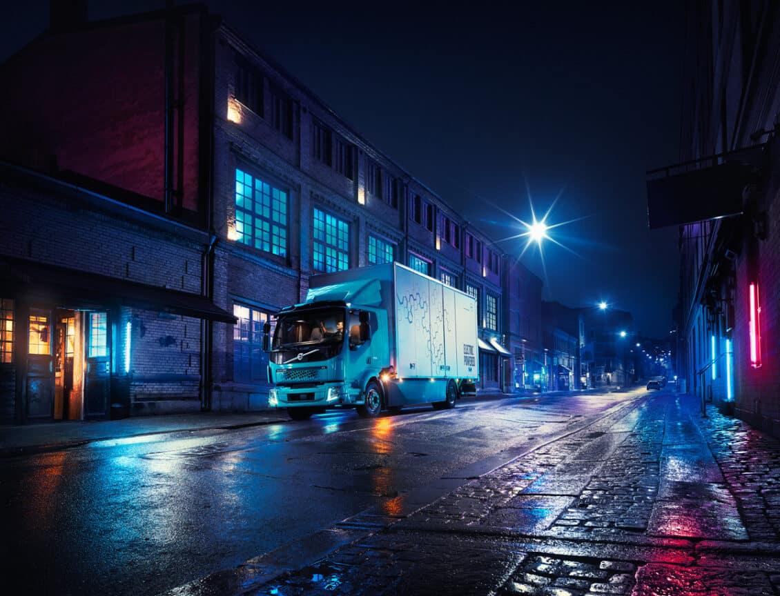 Llega el Volvo FL Electric: El primer camión 100% eléctrico de la compañía sueca para uso urbano