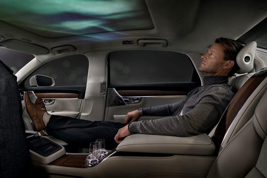 Volvo S90 Ambience Concept: Un nuevo concepto de lujo para relajarte con todos los sentidos
