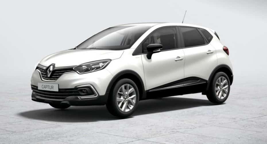 Nuevo nivel de acabado Limited para el Renault Captur