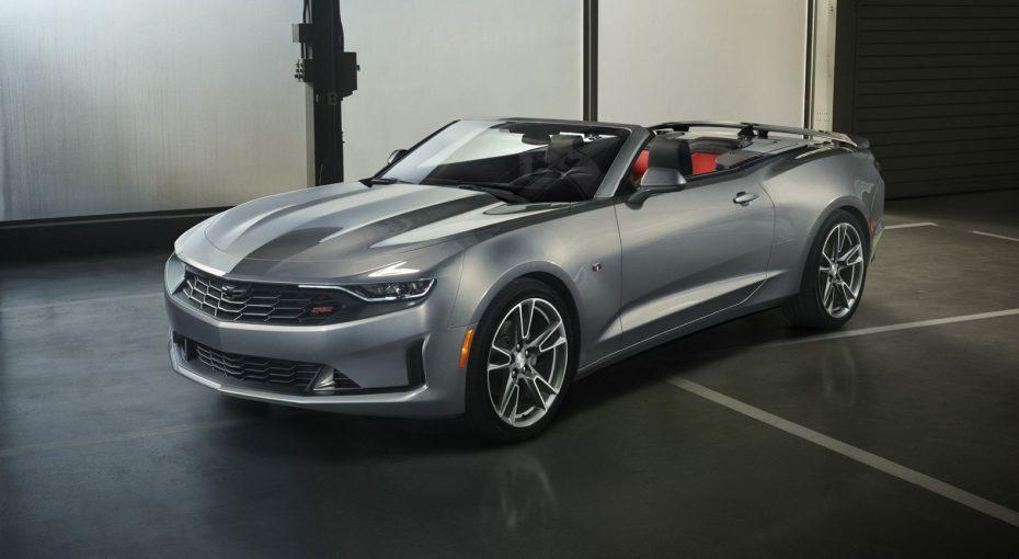 El Chevrolet Camaro se pone al día: Aquí los detalles principales