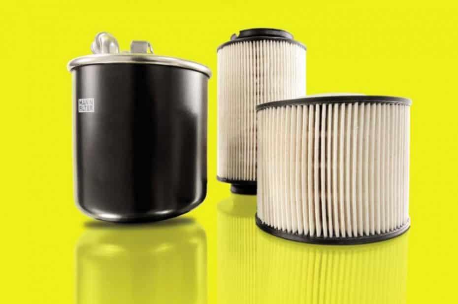 Tipos de filtros de aceite: ¿Cuántos hay? ¿cómo son?