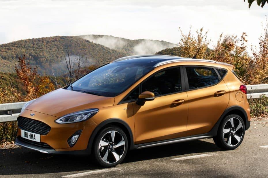 Ya a la venta el Ford Fiesta Active: Estrena motor 1.0 Ecoboost con 85 CV