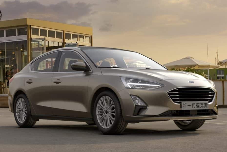 Este es el nuevo Ford Focus Sedán que no podrás comprar en Europa