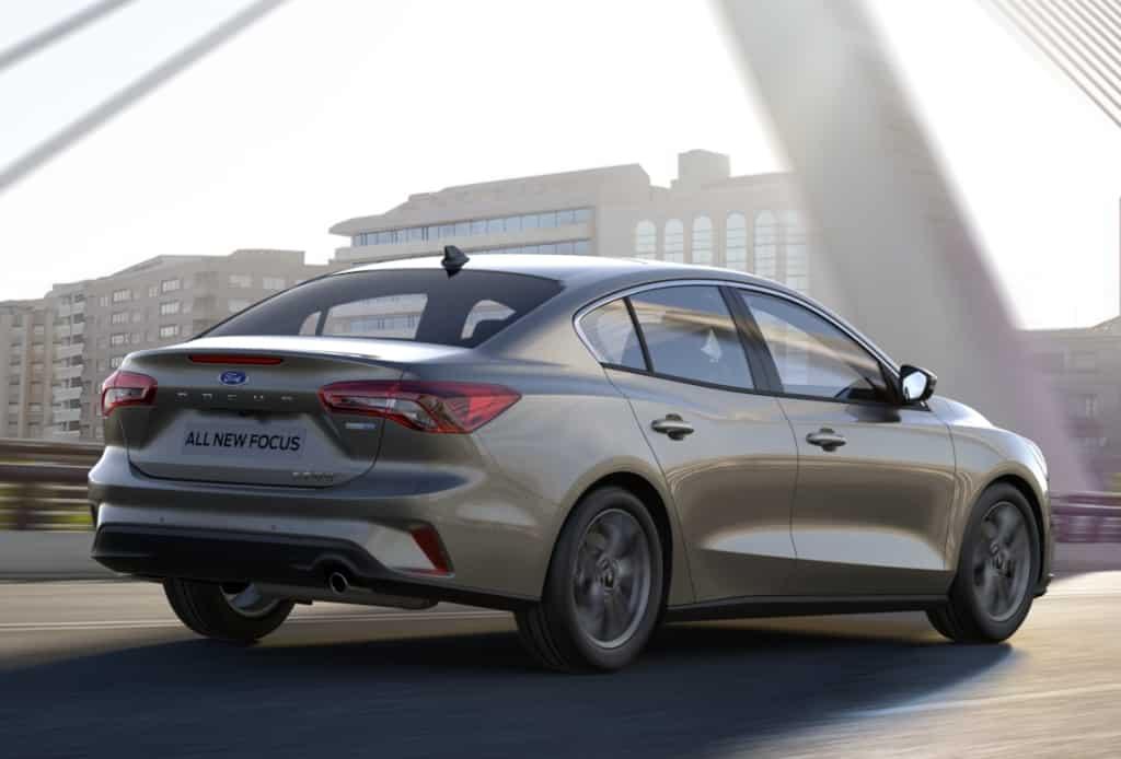Este Es El Nuevo Ford Focus Sedan Que No Podras Comprar En Europa