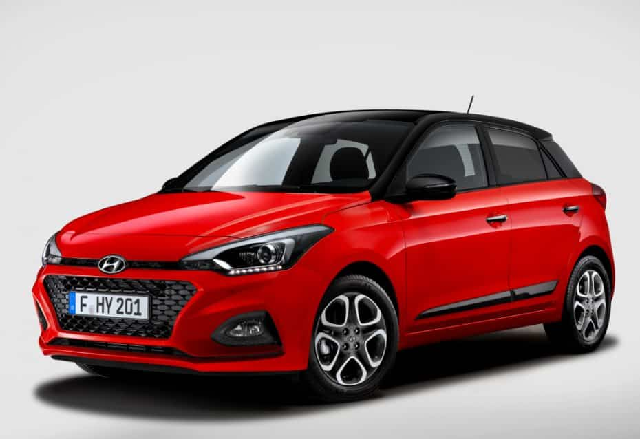 Así es el renovado Hyundai i20: Adiós al diésel