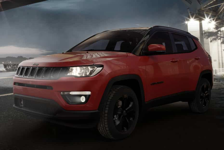 El Jeep Compass Night Eagle, ya a la venta
