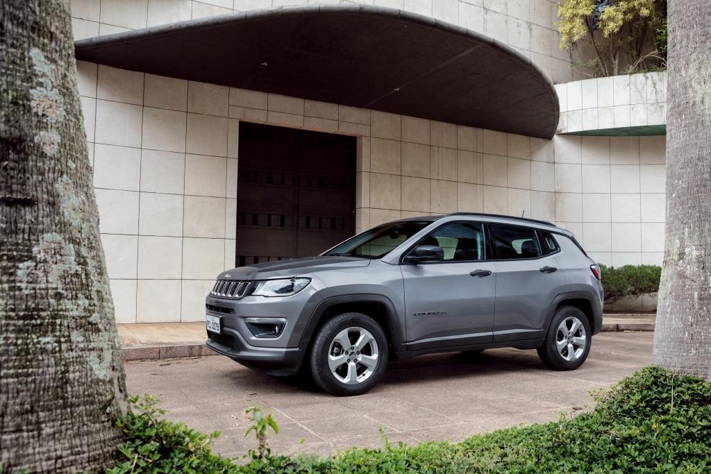 Si te gustan los SUV, la mejor relación calidad precio equipamiento se la lleva este Jeep Compass