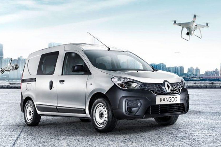 Así es el nuevo Renault Kangoo para América Latina: Explotando la gama Dacia