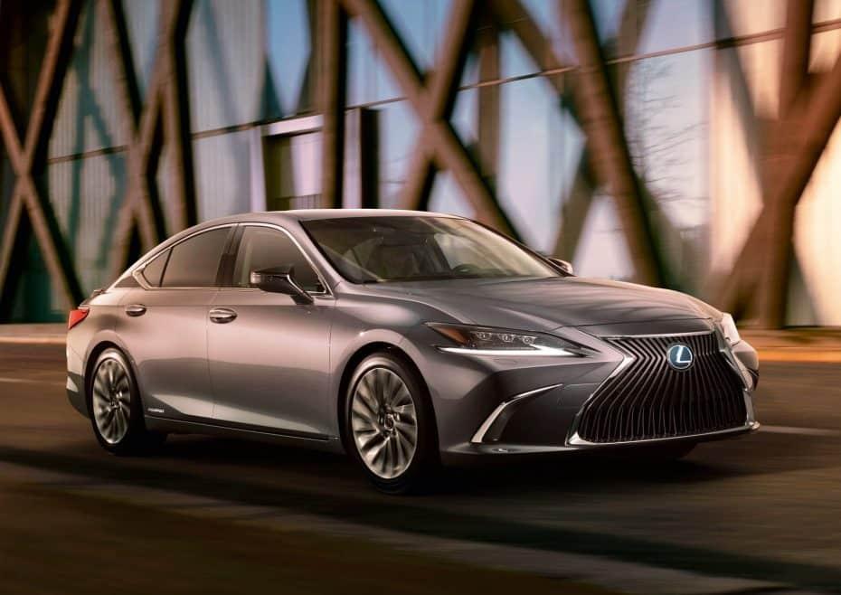 Aquí está la nueva generación del Lexus ES: Se presenta en China