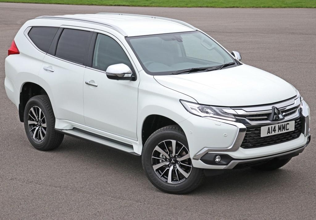 El Mitsubishi Montero Sport estrena versión comercial: En Reino Unido
