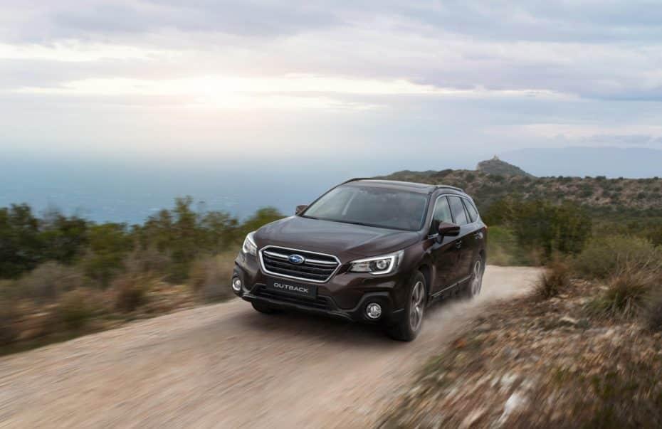El Subaru Outback estrena nivel de acabado más lujoso: Con todos los extras de serie