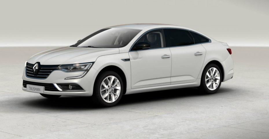 """Nuevo nivel de acabado """"Limited"""" para el Renault Talisman: Mejorando la relación valor-precio"""