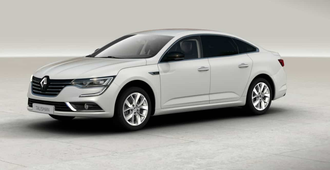 Nuevo nivel de acabado «Limited» para el Renault Talisman: Mejorando la relación valor-precio