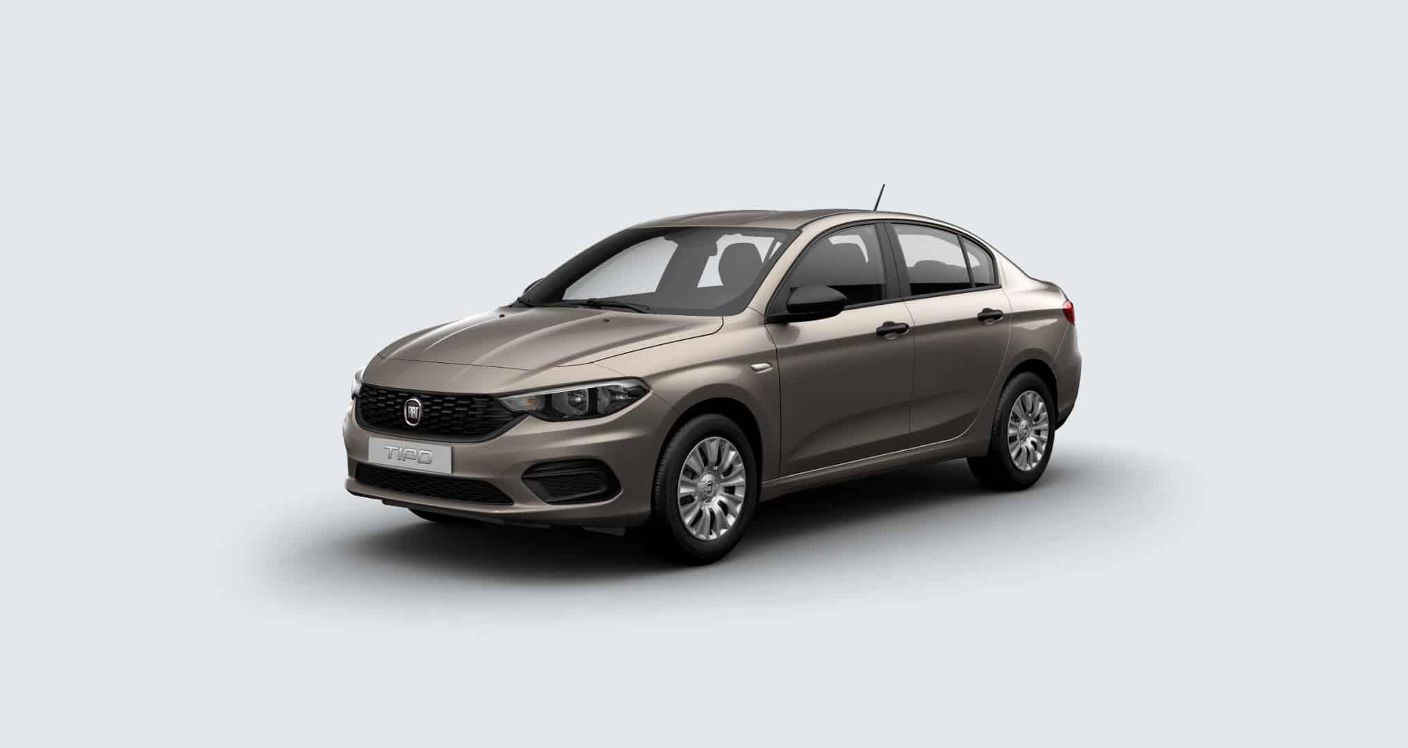 Fabricado en Turquía, el Fiat Tipo no se queda atrás y es el mejor coche relación calidad precio para las familias