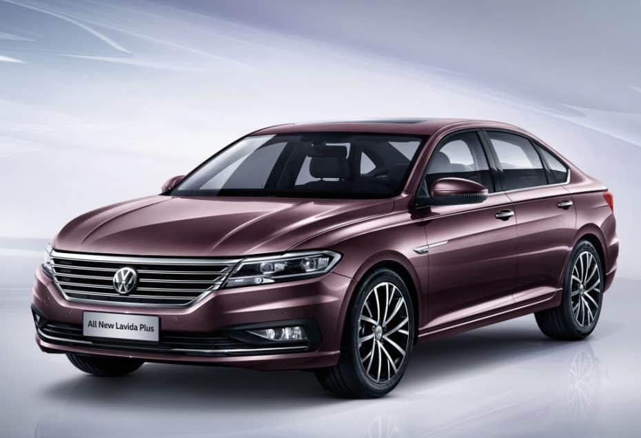 Así es el nuevo Volkswagen Lavida Plus: El último Jetta, listo para China