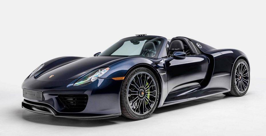 ¡Más problemas para el 918 Spyder! Porsche anuncia otra nueva llamada a revisión