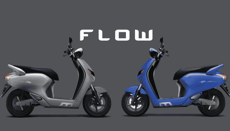 Así es el nuevo scooter eléctrico 'Flow': Lo último de 22Motors capaz de «aprender» del conductor