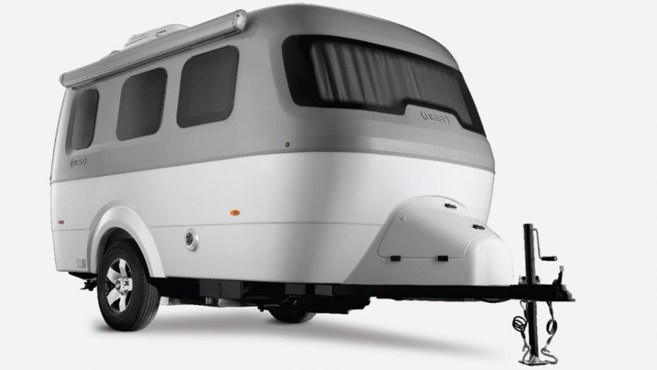 Airstream Nest: La caravana que estabas buscando de tamaño compacto y aire retro