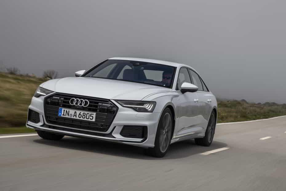 Más problemas para Audi: Casi 140.000 unidades de los A6 y A7 llamados a revisión
