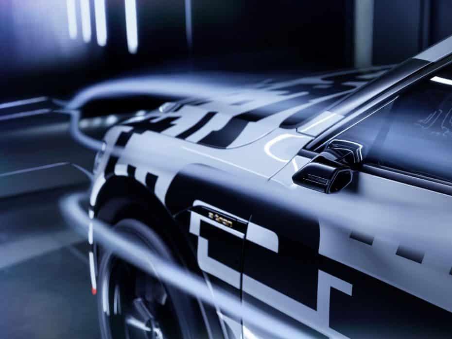 El Audi e-tron tendrá una aerodinámica líder en el segmento… ¡Y cámaras en lugar de espejos!