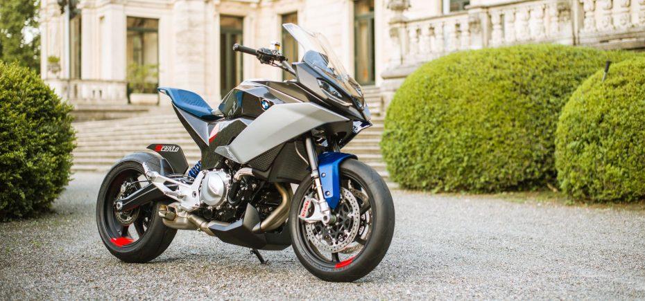 BMW Motorrad Concept 9cento: Lo mejor de varios mundos
