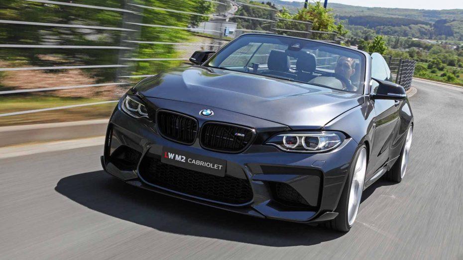 Saluda a 'Hillary': El BMW M2 Convertible que BMW nunca sacará al mercado es una realidad