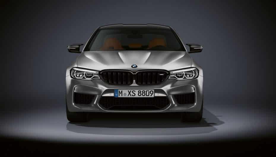 ¡Oficial! Así es el BMW M5 Competition, el M5 más salvaje de la gama