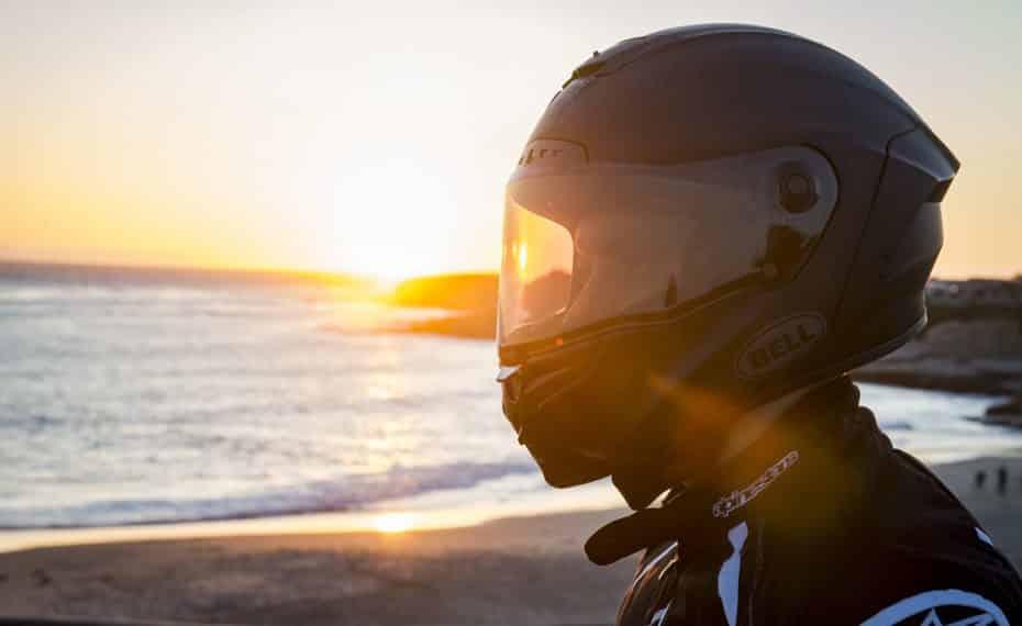 Los cambios de luz ya no serán un problema de visión en moto gracias al nuevo sistema ProTint de Bell