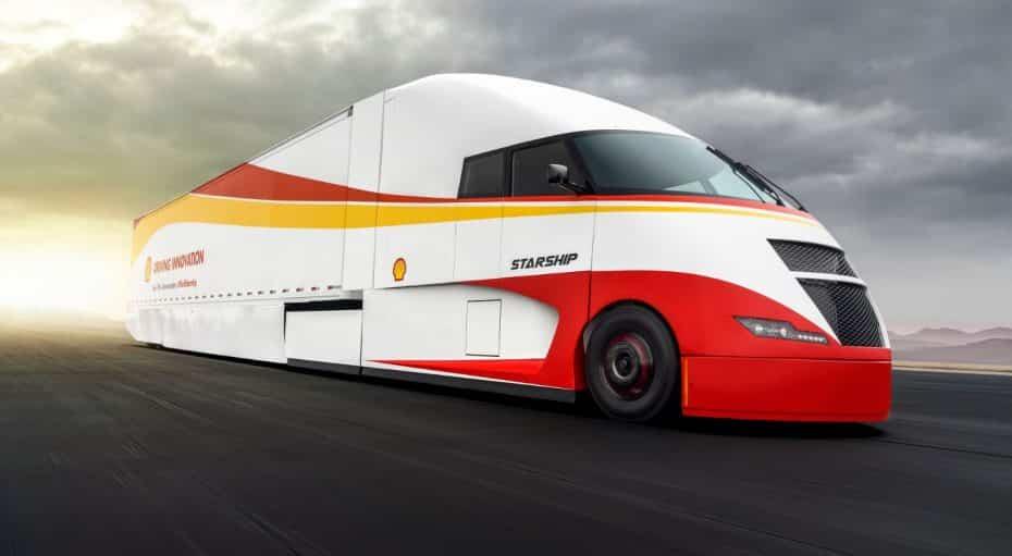 Atento porque este podría ser el camión más eficiente del mundo…