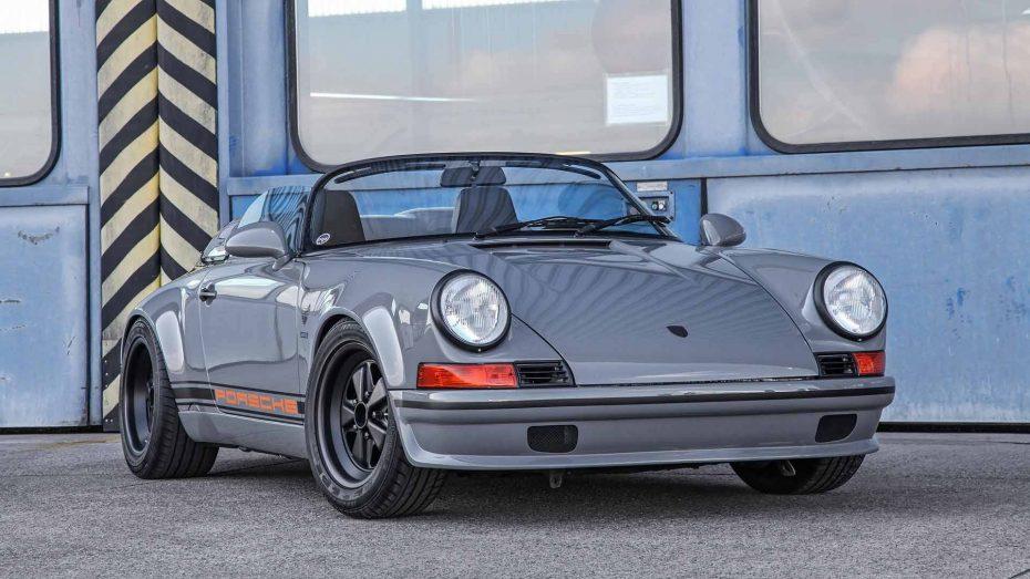Así es la última conversión de DP Motorsport: Un espectacular Porsche 911 Speedster