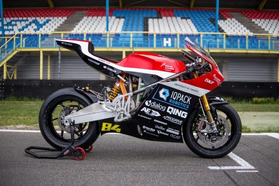 El futuro de las dos ruedas también es eléctrico: Electric Superbike Twente presenta su juguete para la MotoE