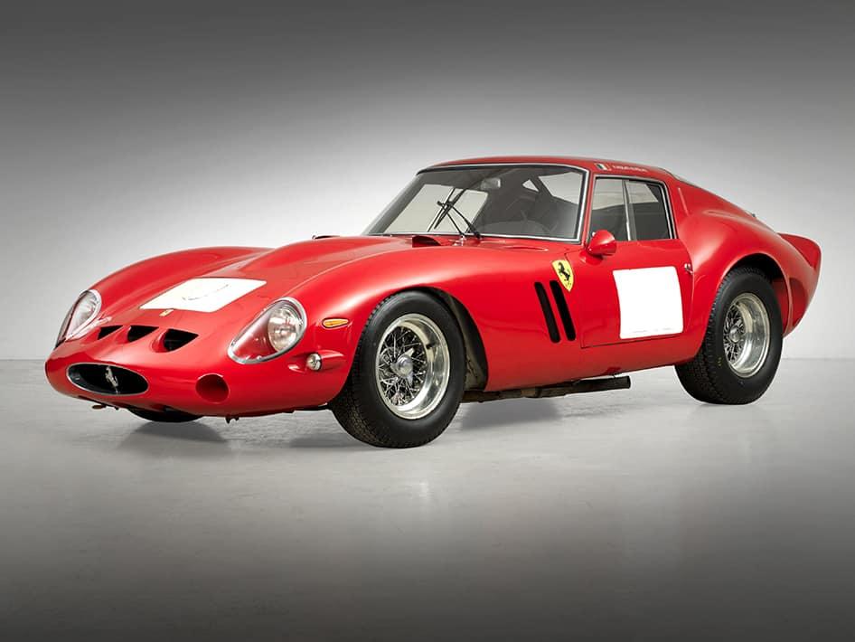 ¿El coche más caro del mundo?