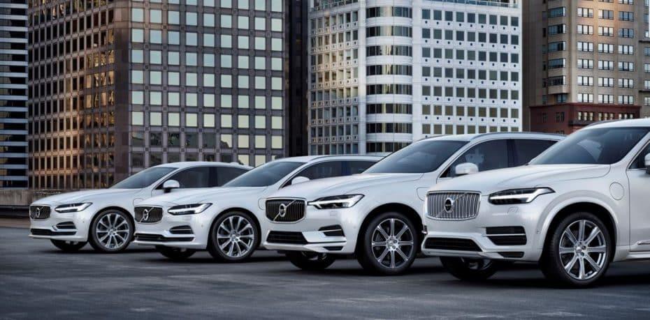 """La estrategia """"anti-diésel"""" de Volvo arrancará este año con el lanzamiento del nuevo S60"""