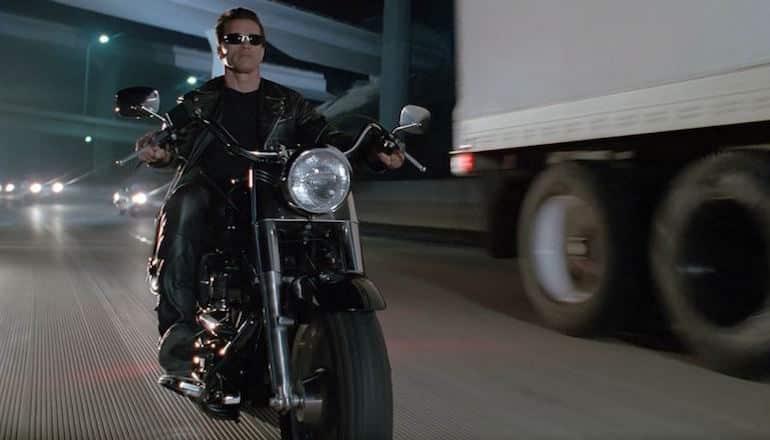 La Harley-Davidson de Terminator 2 a subasta: Una pieza de coleccionismo que puede ser tuya
