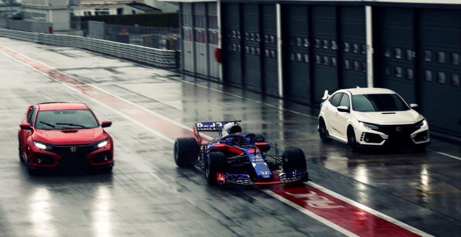 ¿Un Honda Civic Type R para el día a día?: Las ventajas de ser piloto de Fórmula 1…