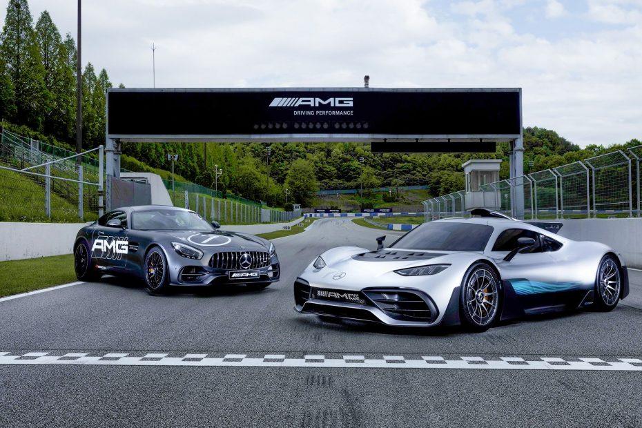 AMG Speedway: Mercedes-AMG ya tiene su propio circuito, aunque está un poco lejos de Alemania…