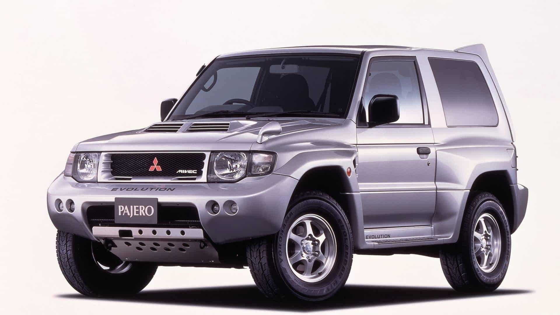 Mitsubishi Pajero Picture