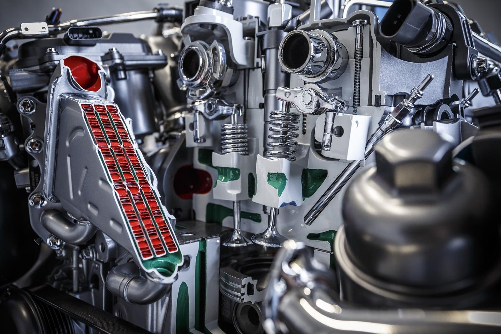 4e0701121fb ¿Motores de gasolina con la eficiencia de un diésel  Este motor con control  electrónico de válvulas es el futuro