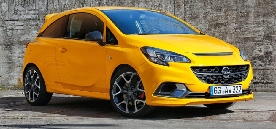 Así es el motor del Opel Corsa GSi: Un 1.4 turbo de 150 CV